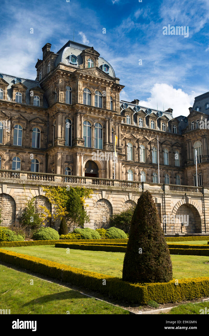 UK, County Durham, Barnard Castle, the Bowes Museum - Stock Image