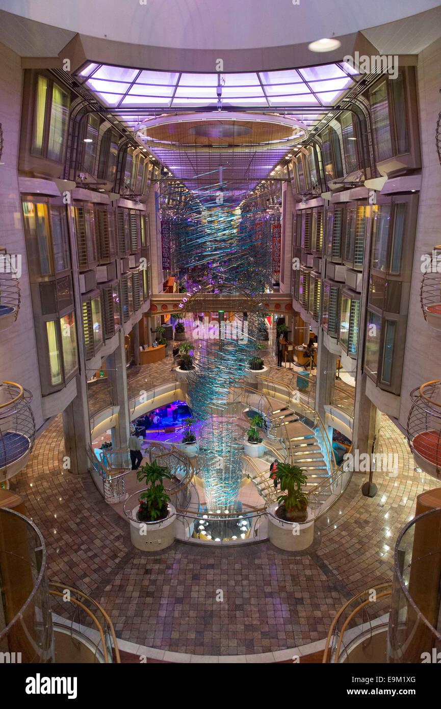 Cruise Ship Interior Stock Photos Amp Cruise Ship Interior