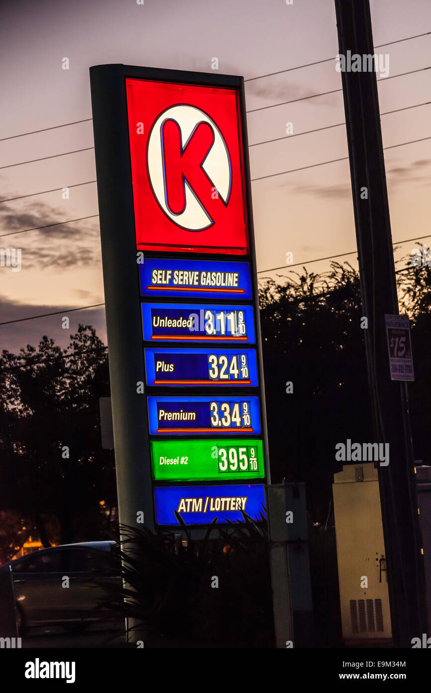 Circle K Gas Prices >> Lower Gas Prices In Modesto California At A Circle K Store