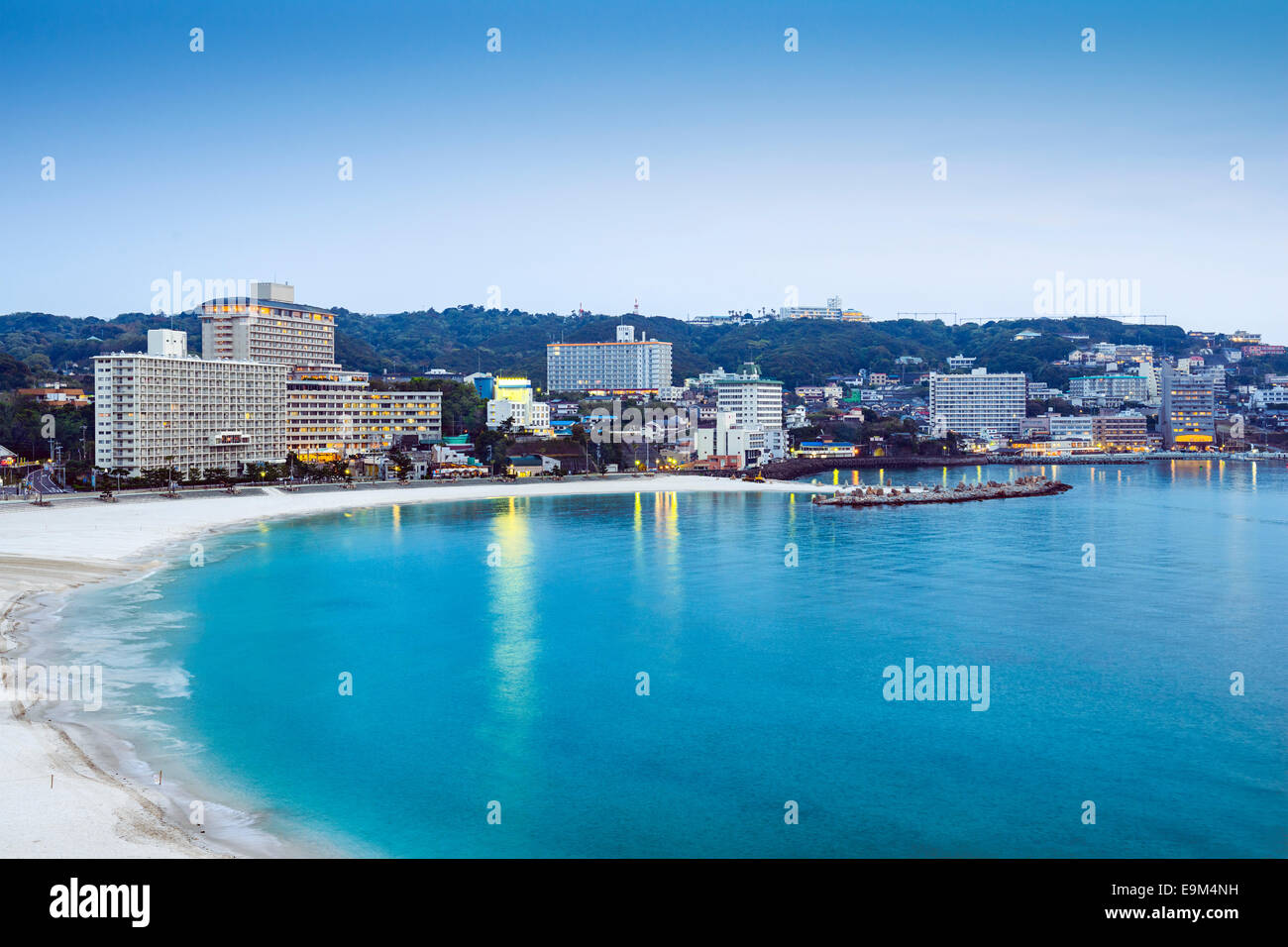 Japanese Spa Stock Photos & Japanese Spa Stock Images - Alamy