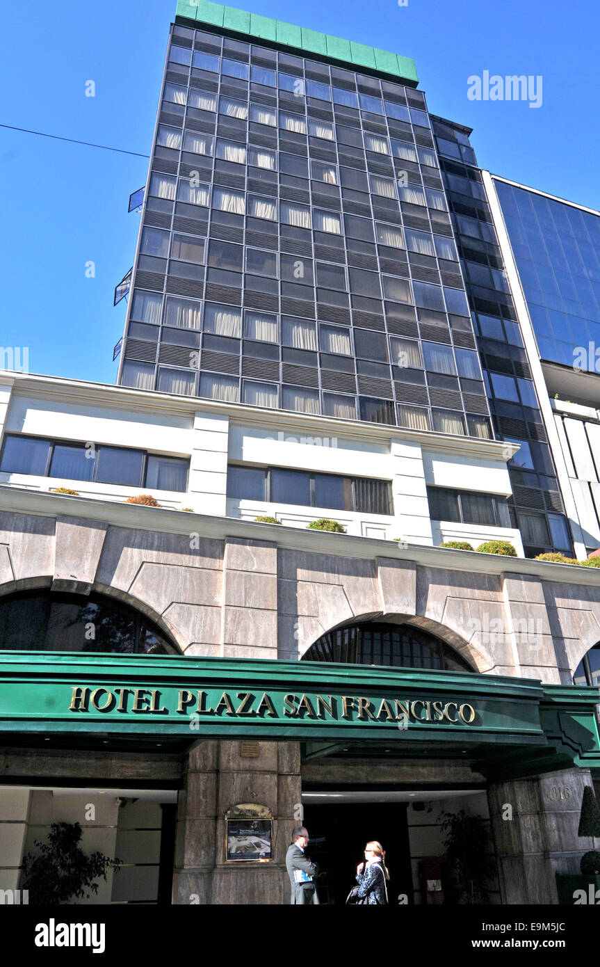 Hotel Plaza San Francisco High Resolution Stock Photography And Images Alamy