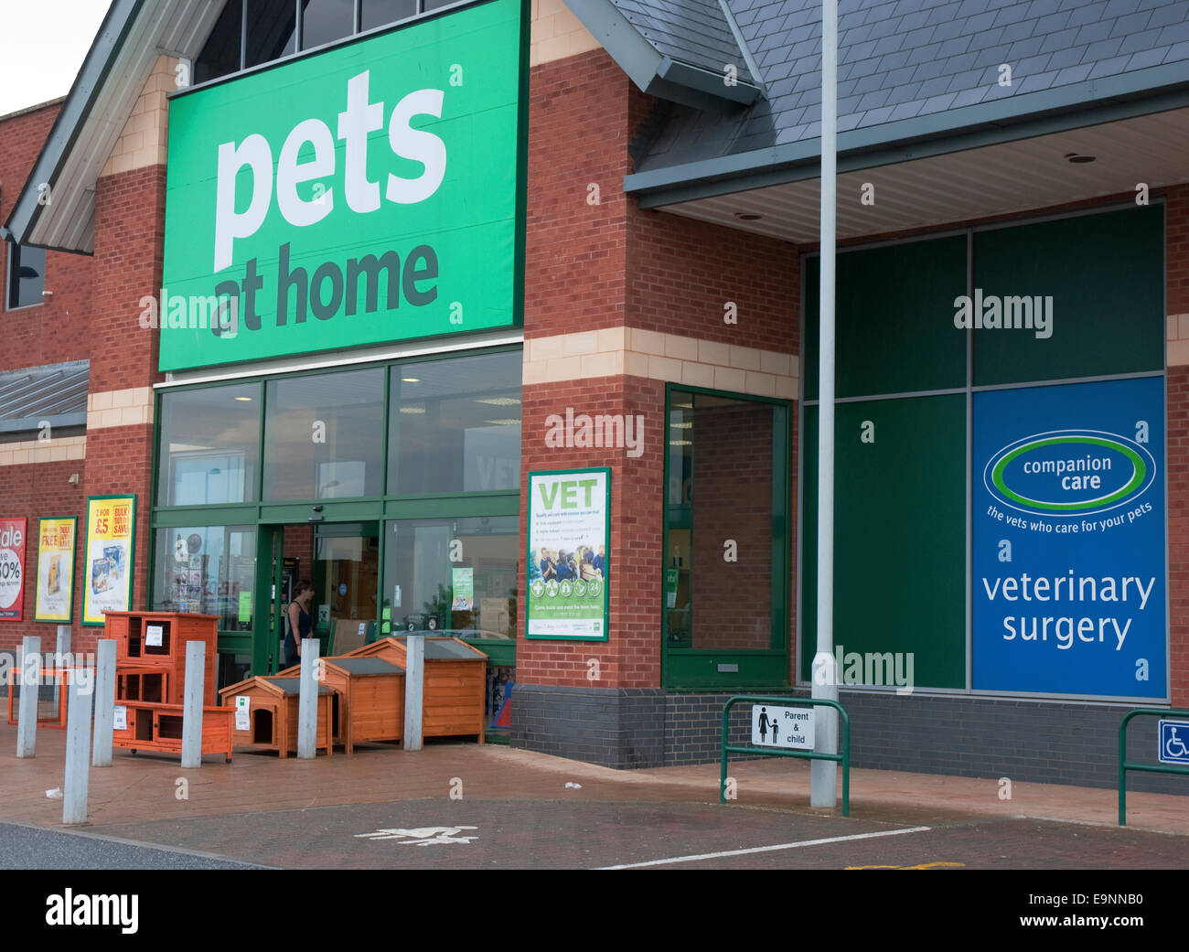 The Pets At Home Store At The Rydon Lane Retail Park Exeter Devon Stock Photo Alamy