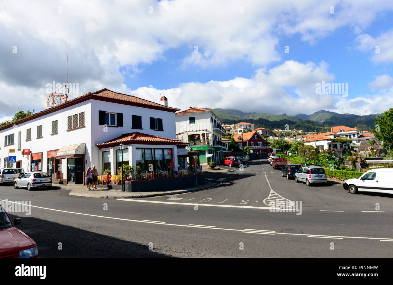 Santana, Madiera, Canary Islands - Stock Image
