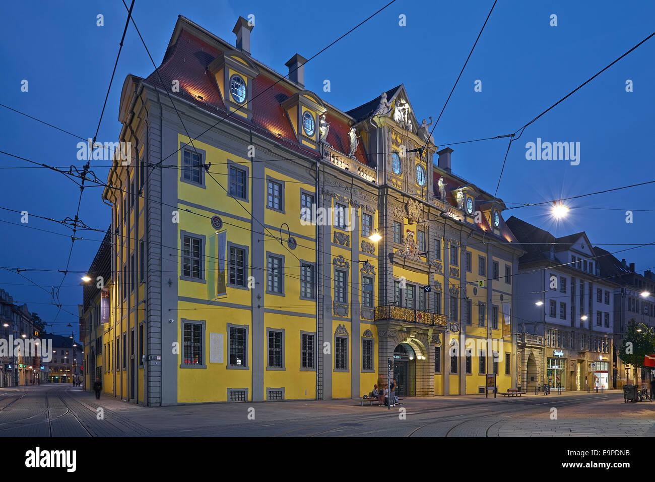 Erfurt Anger Museum, Germany - Stock Image