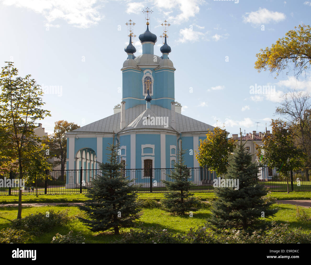 Description of St. Sampson Cathedral in St. Petersburg, history, address, mode of operation 26