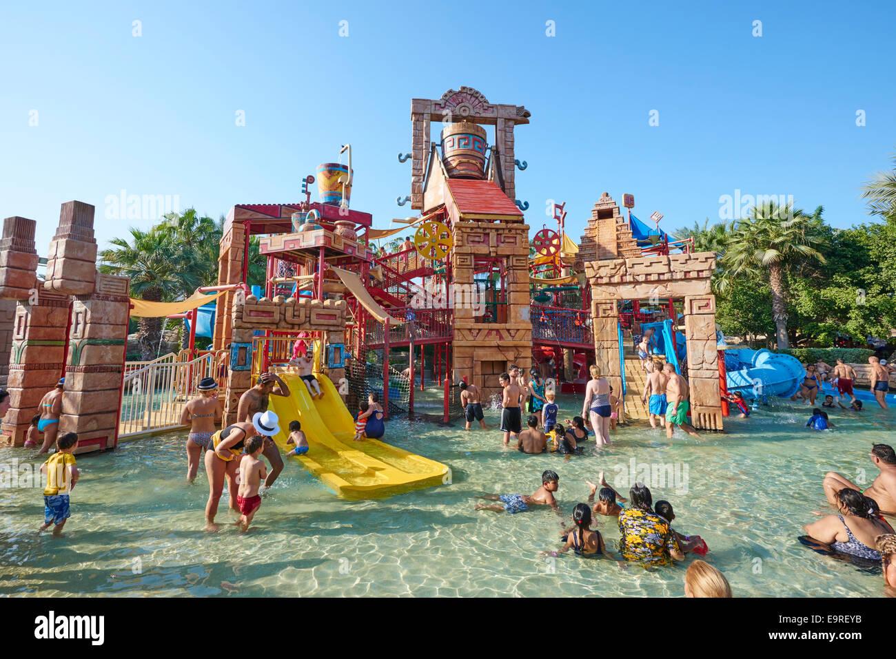 Ihram Kids For Sale Dubai: Aquaventure Stock Photos & Aquaventure Stock Images