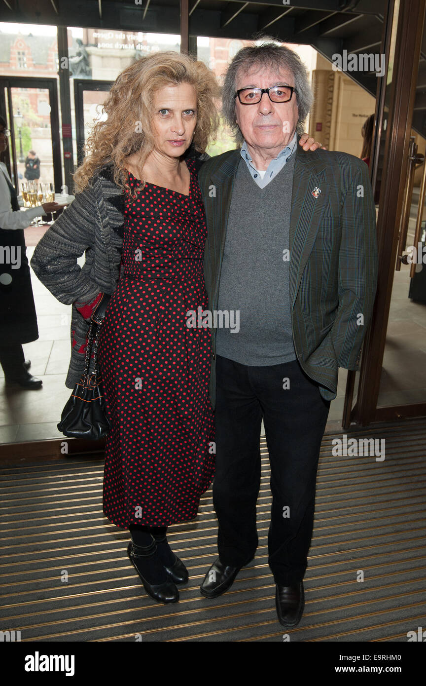 suzanne accosta and bill wyman stock photos amp suzanne