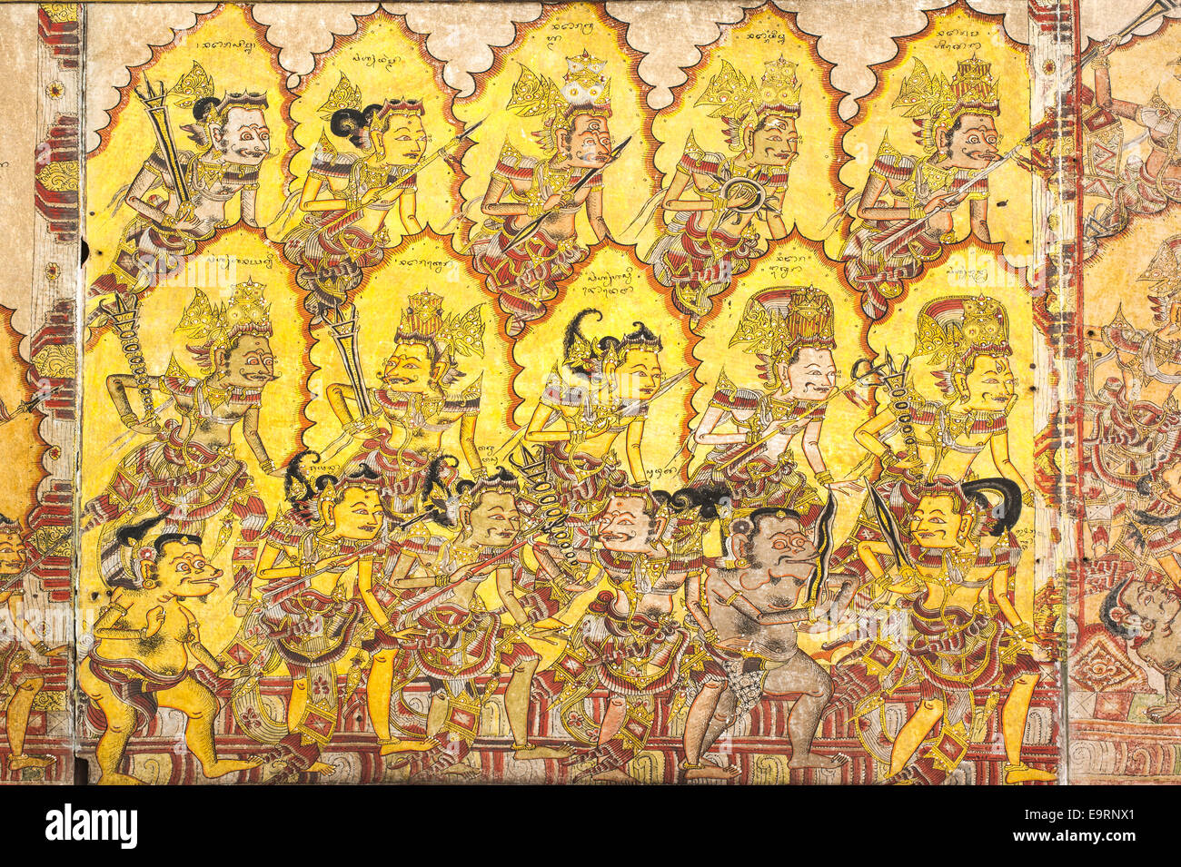 Balinese Mythology Stock Photos & Balinese Mythology Stock Images ...