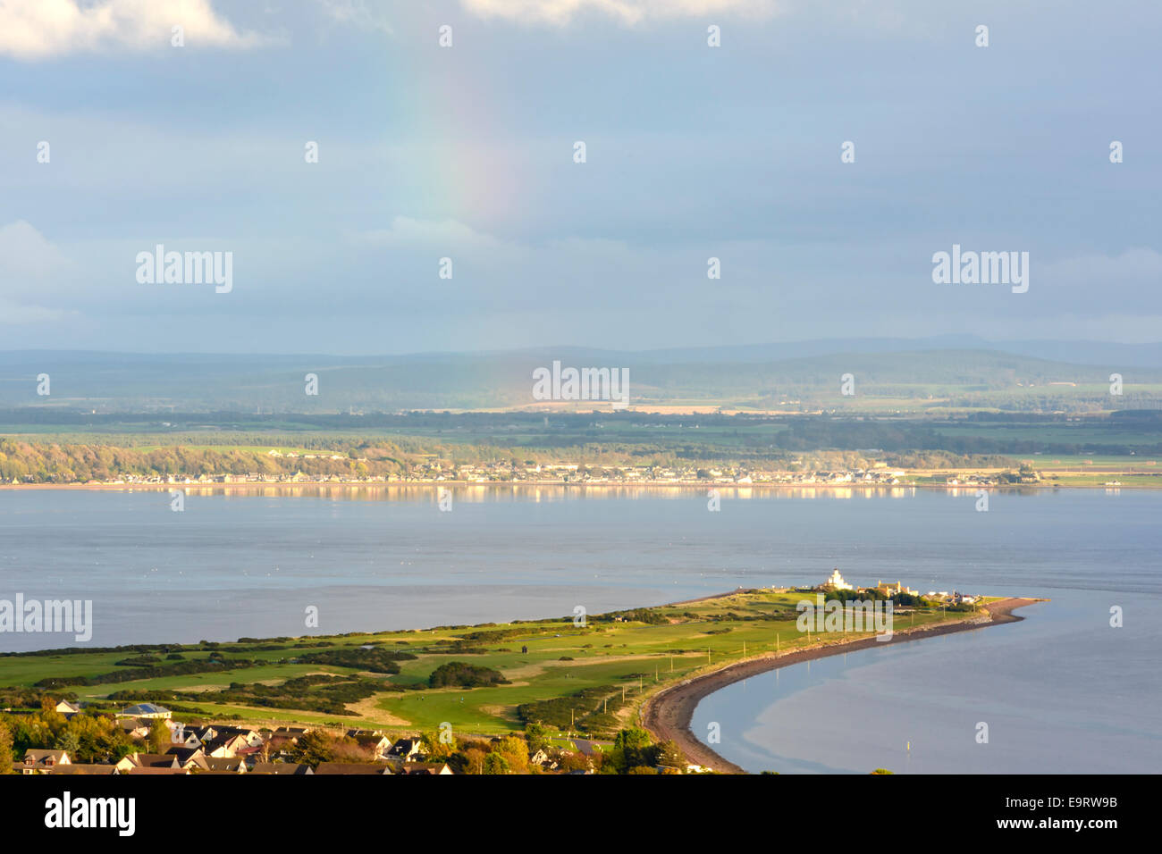 Chanonry Point, Fortrose, Black Isle - Stock Image
