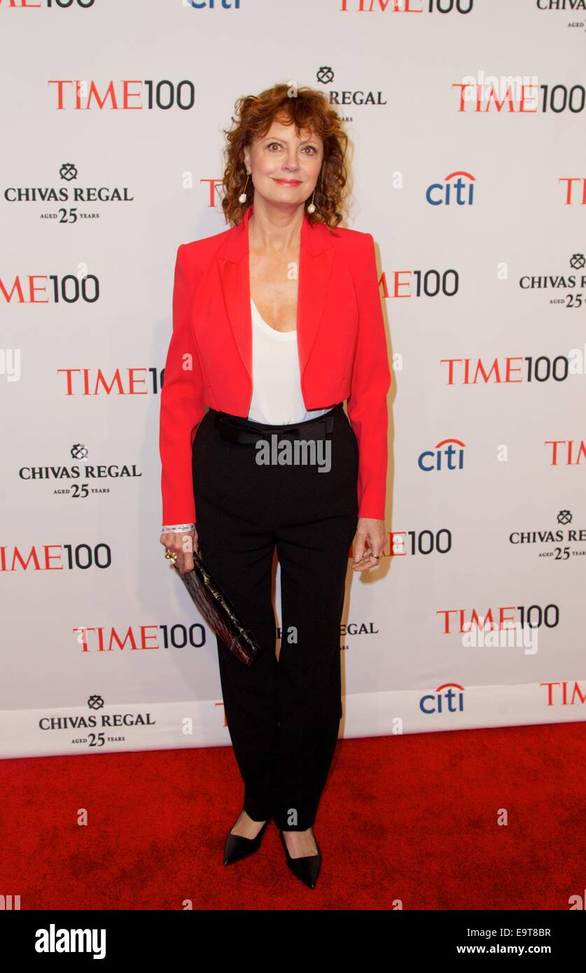 =TIME celebrates its TIME 100 issue of the 100 most influential people in the world gala at Frederick P. Rose Hall - Stock Image