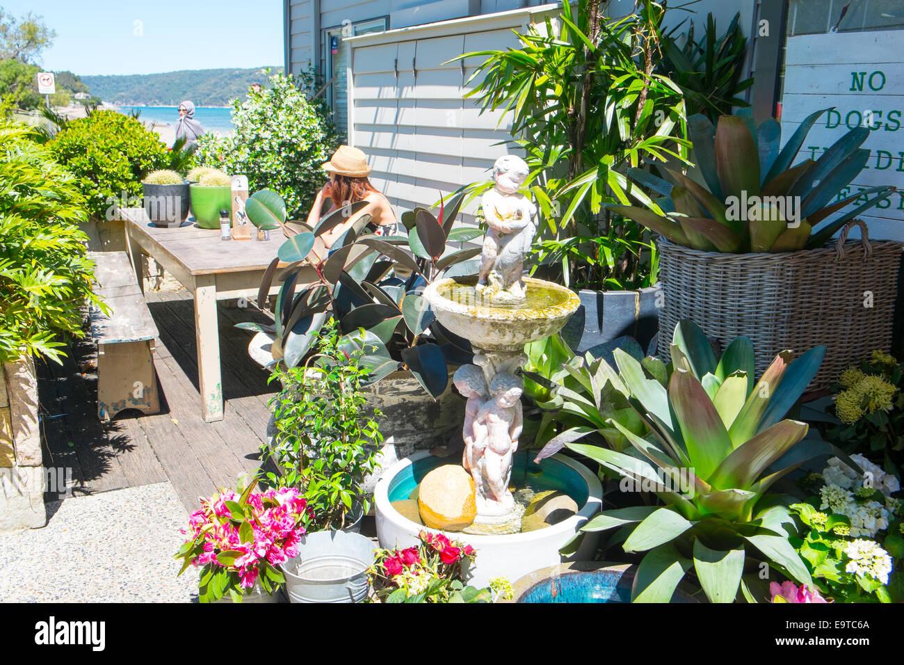 The Boathouse Palm Beach Sydney Stock Photos & The Boathouse Palm ...