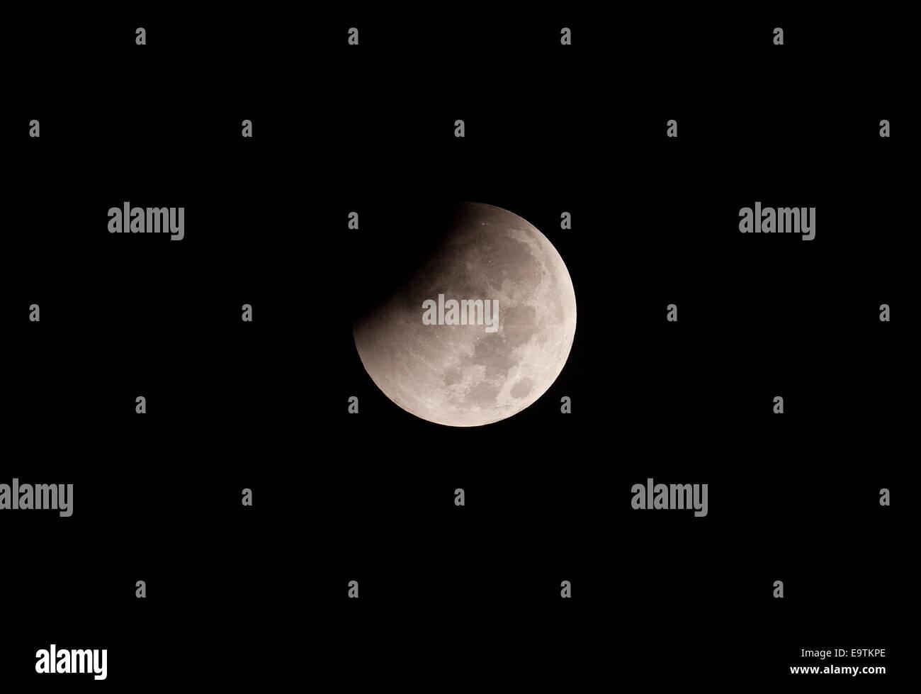 lunar eclipse space center - photo #25