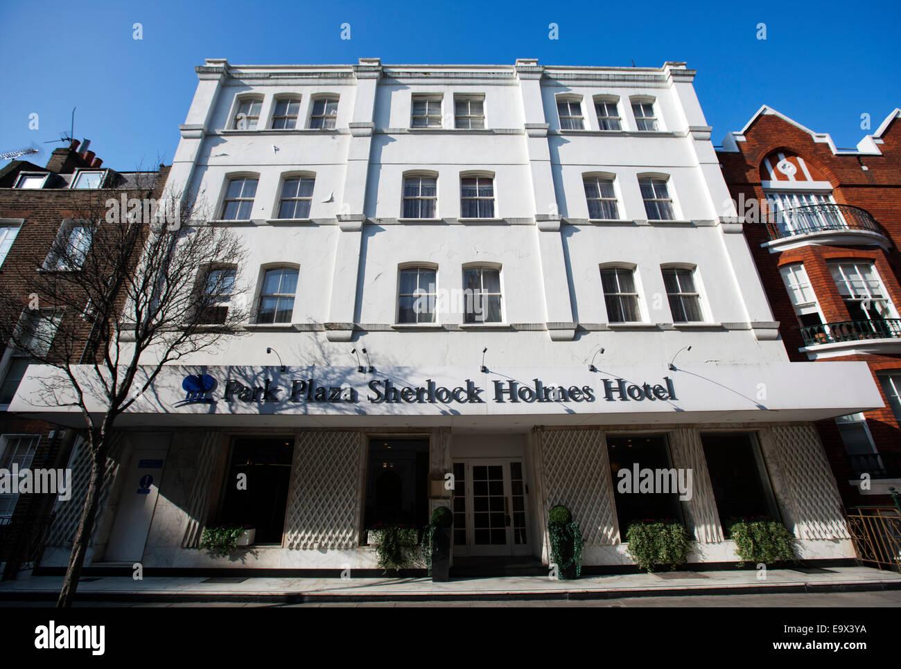Park Plaza Sherlock Holmes Hotel Baker Street