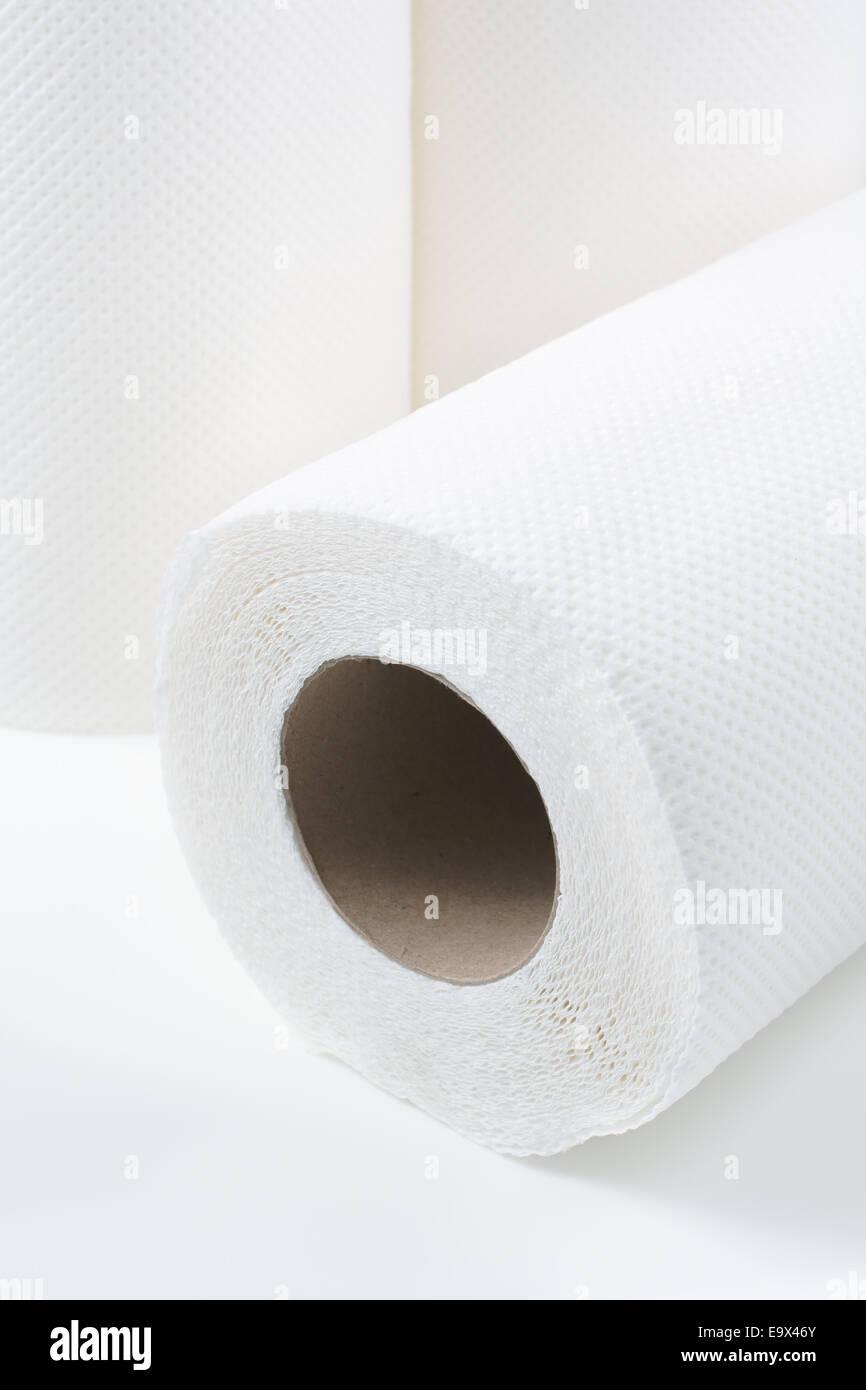 Paper Towel Rolls Stock Photos & Paper Towel Rolls Stock Images - Alamy