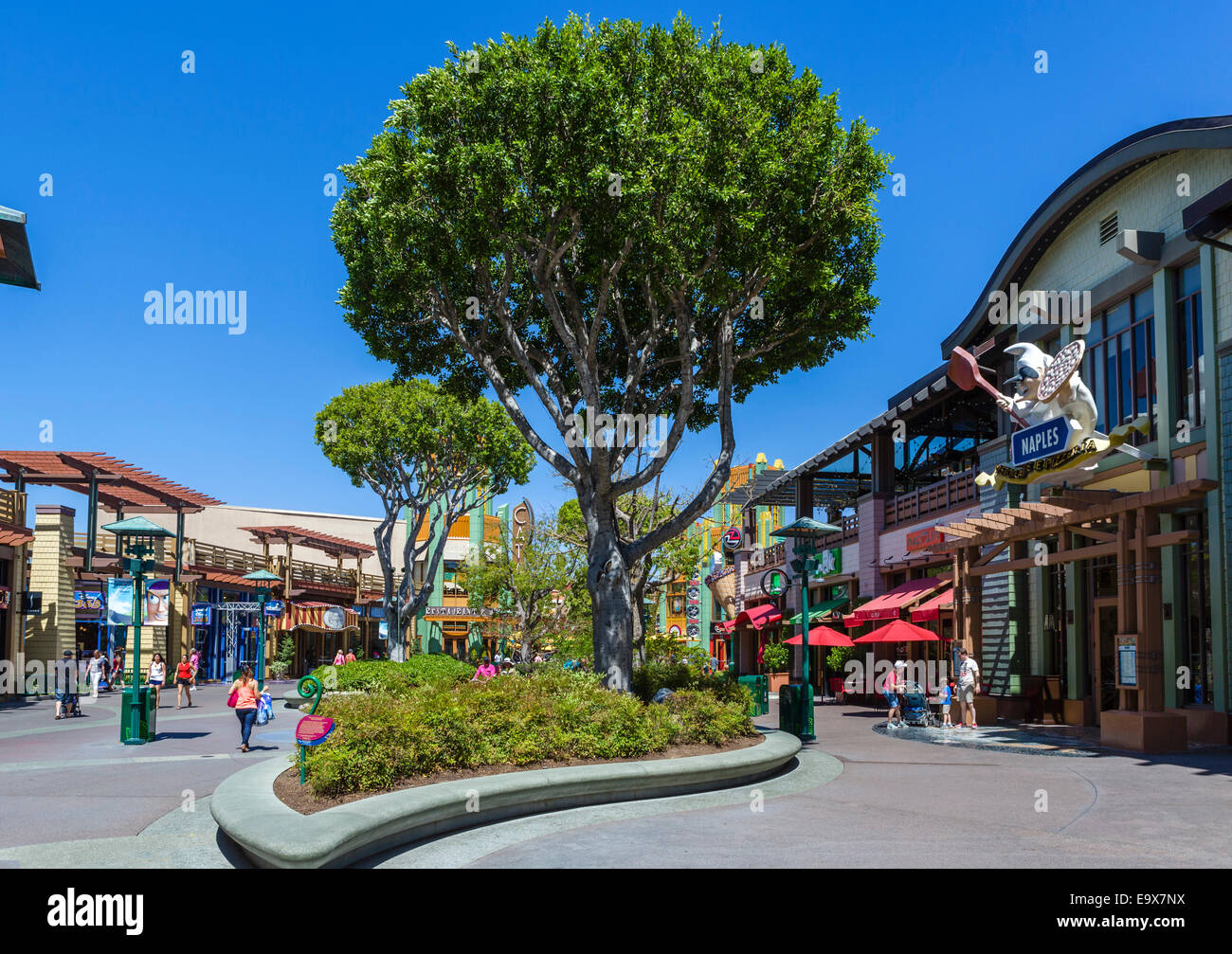 Restaurants Anaheim Stock Photos Restaurants Anaheim Stock