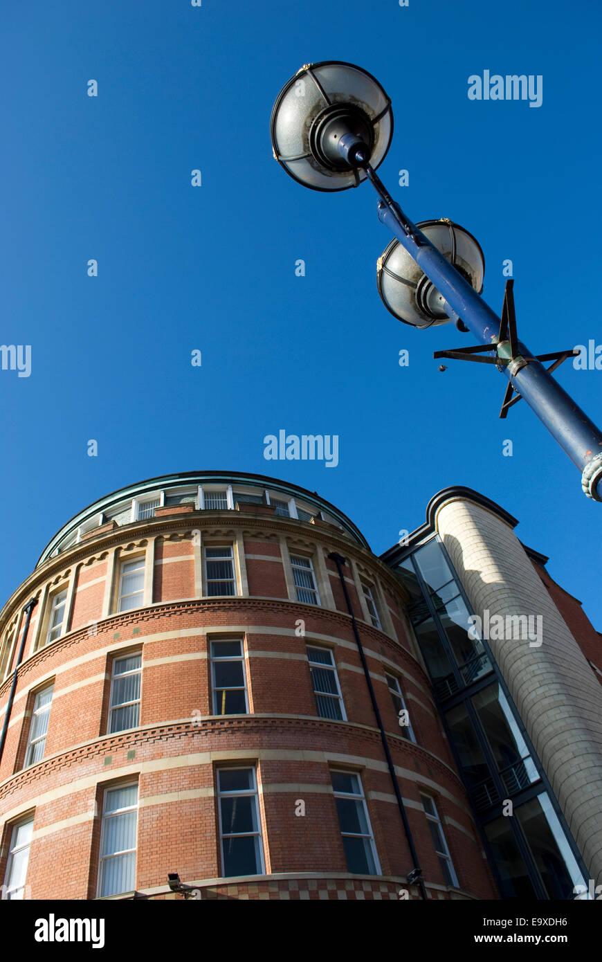 The Roundhouse Pub, Nottingham, UK - Stock Image
