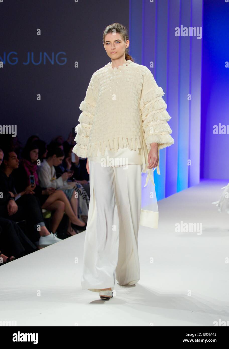 The Future Of Fashion The Fashion Institute Of Technology S Annual Stock Photo Alamy