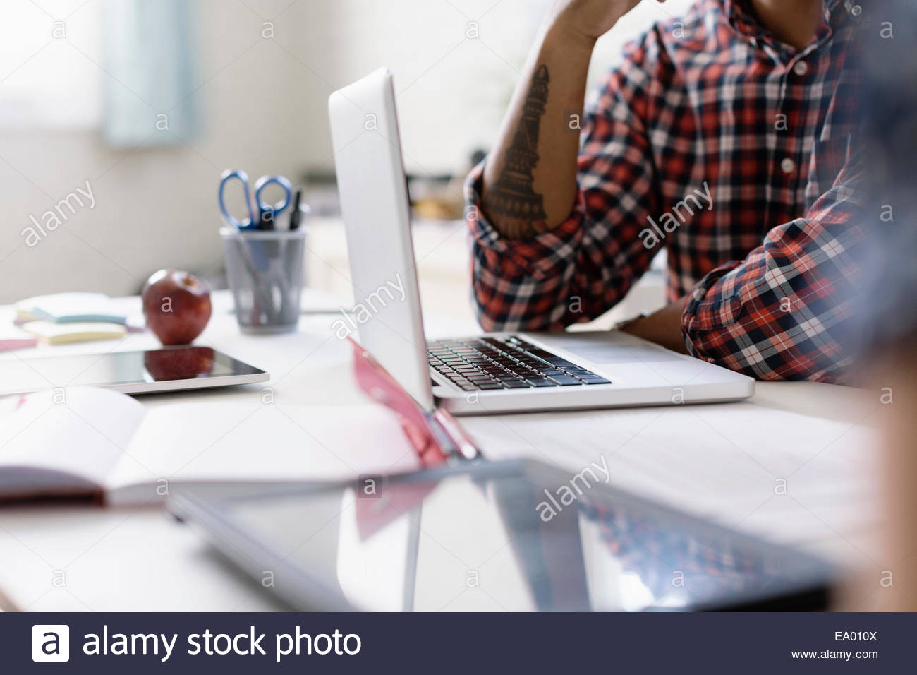 Small Business, Start-up - Stock Image
