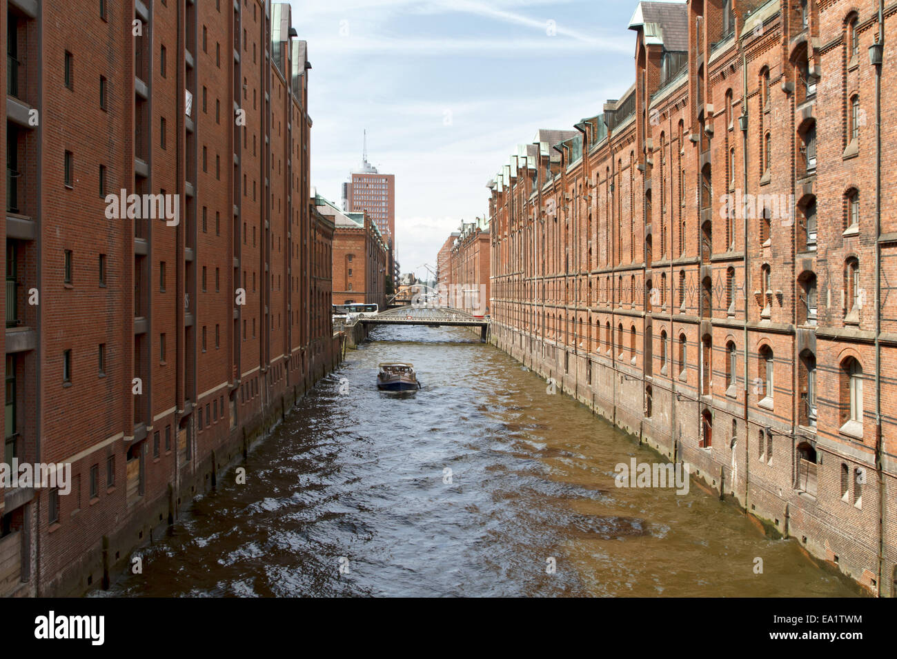 Hamburg - Stock Image