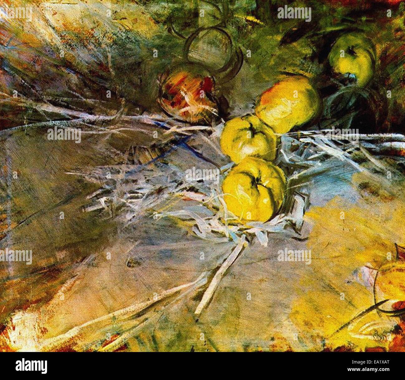 Giovanni Boldini  Fruits - Stock Image