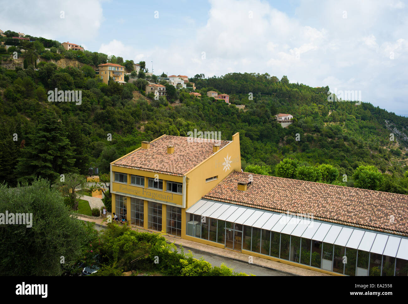 Parfumerie Fragonard Eze Village France Stock Photo 75036004 Alamy