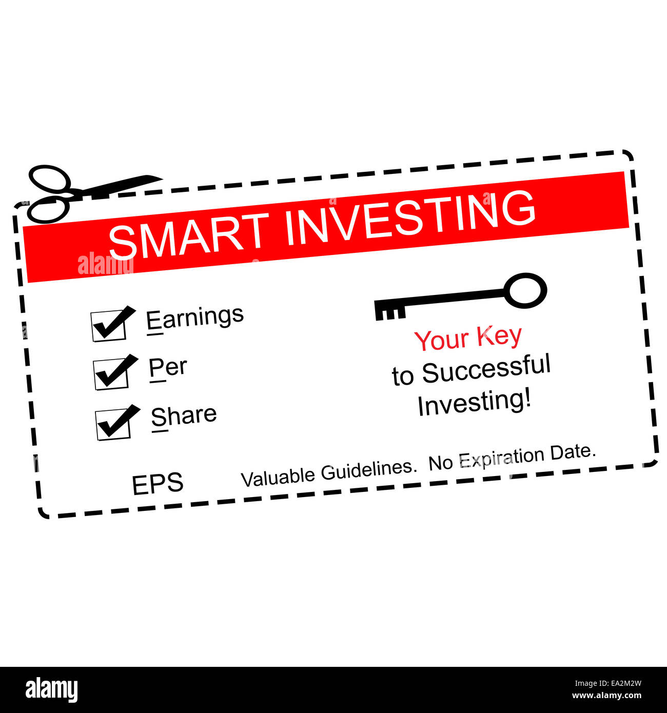eps earnings per share smart investing red coupon making a great