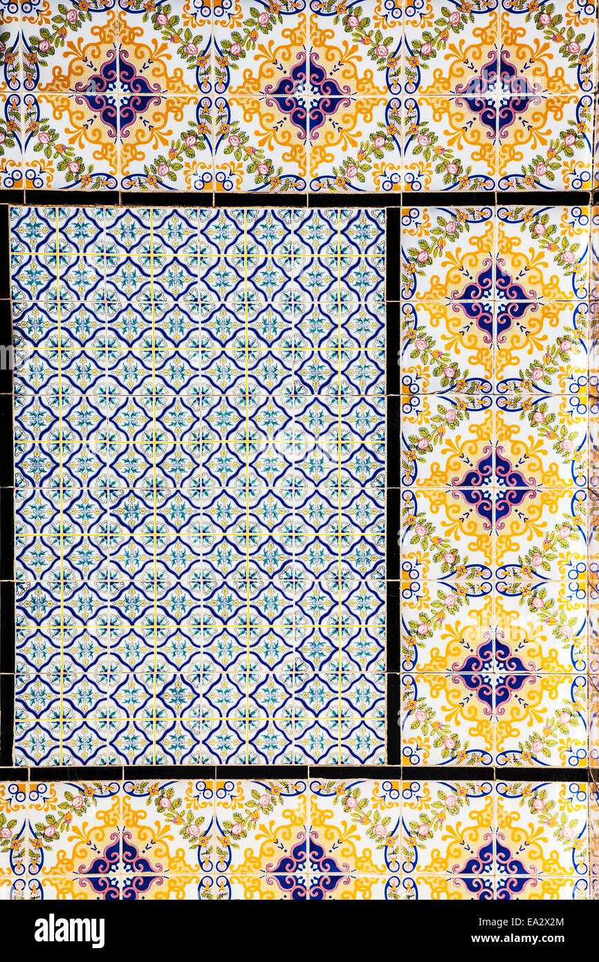 Patterned Tiles Home Stock Photos & Patterned Tiles Home Stock ...