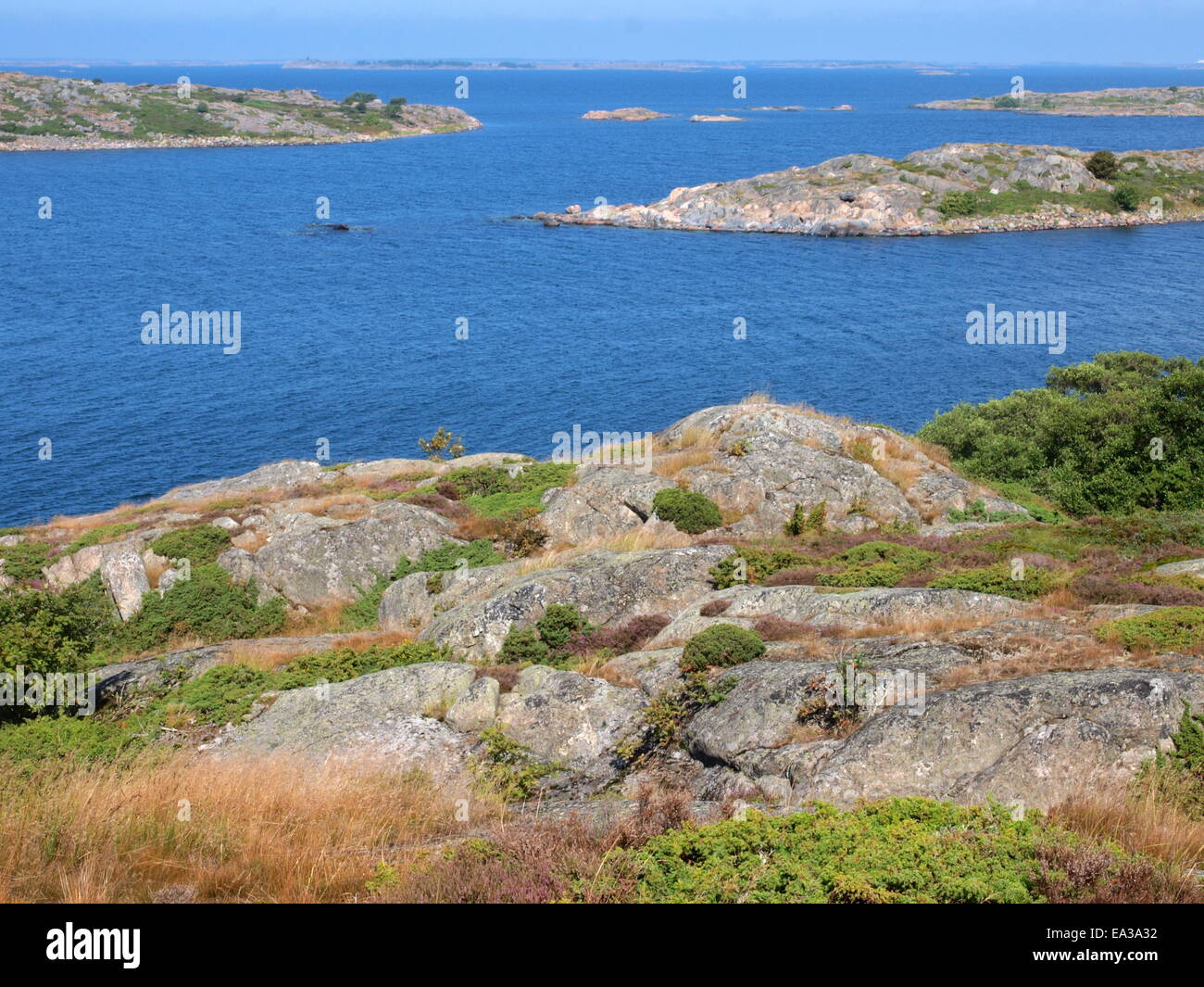 Archipelago of the Aland Islands, Kökar - Stock Image