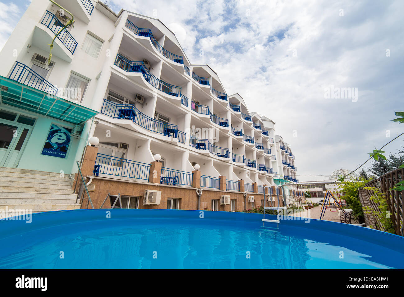 Anapa hotels: photos and reviews of tourists. Anapa hotels are all inclusive. Hotel rating Anapa 24