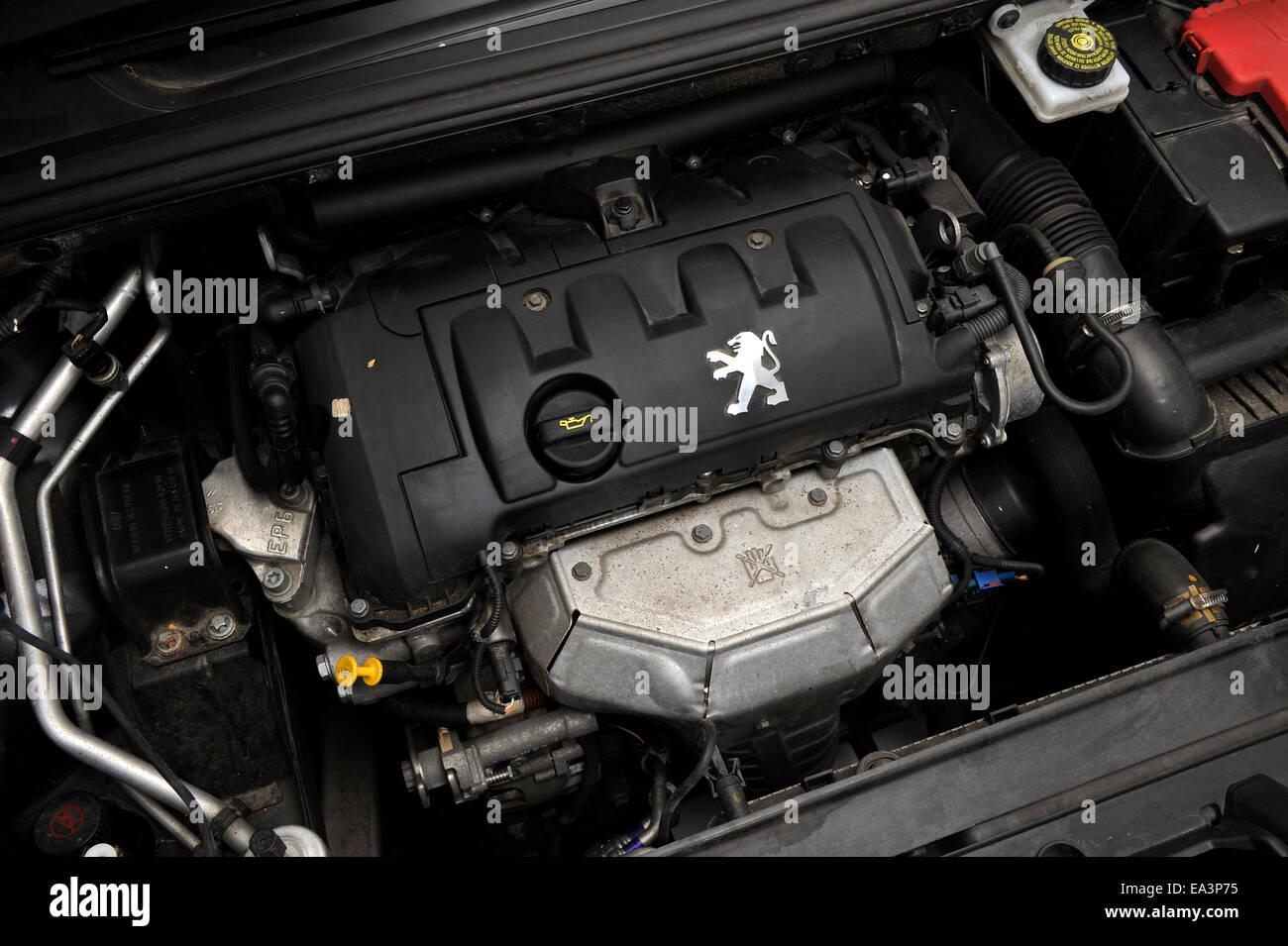 2007 Peugeot 308 Stock Photo