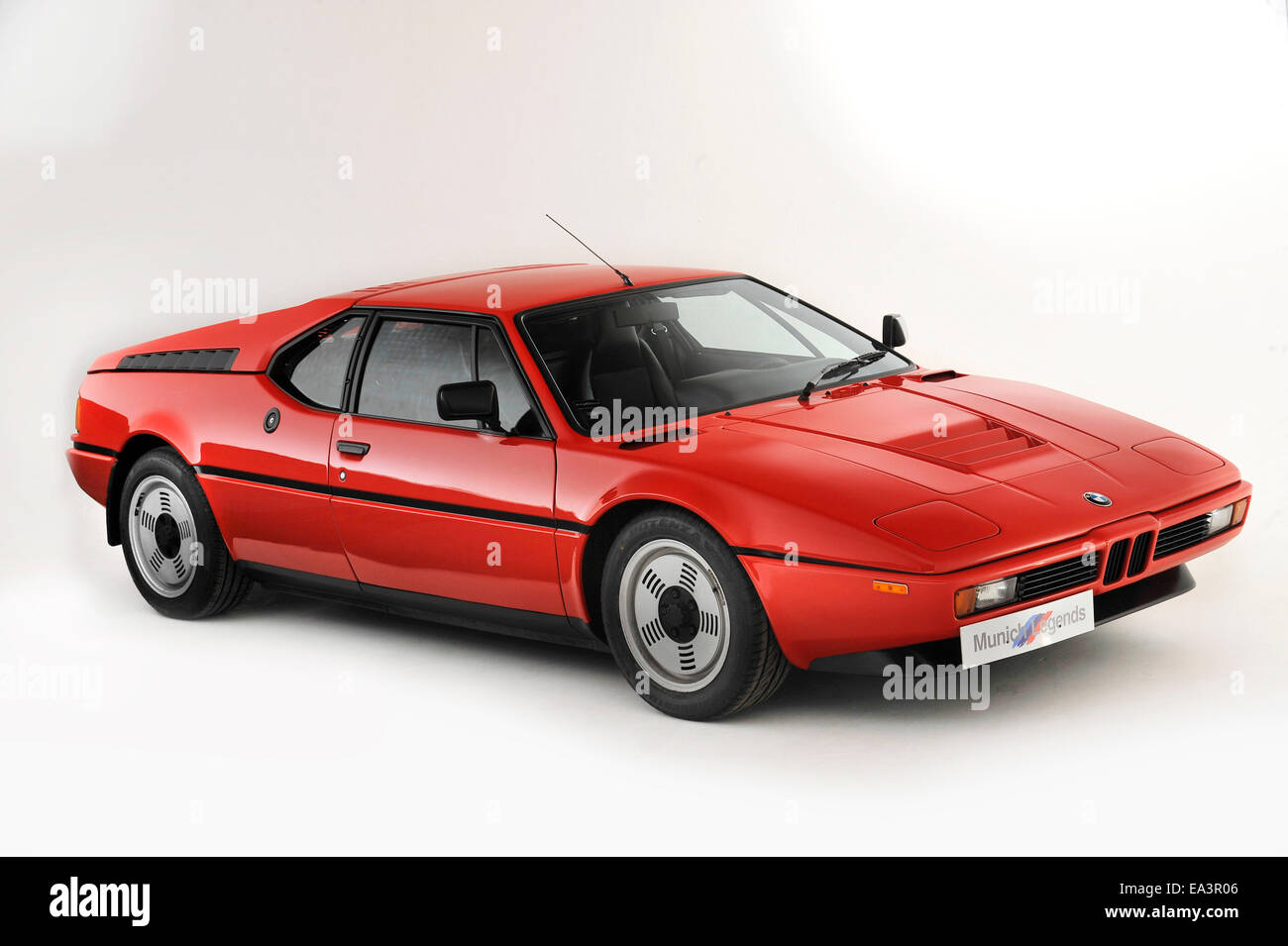 1980 BMW M1 - Stock Image