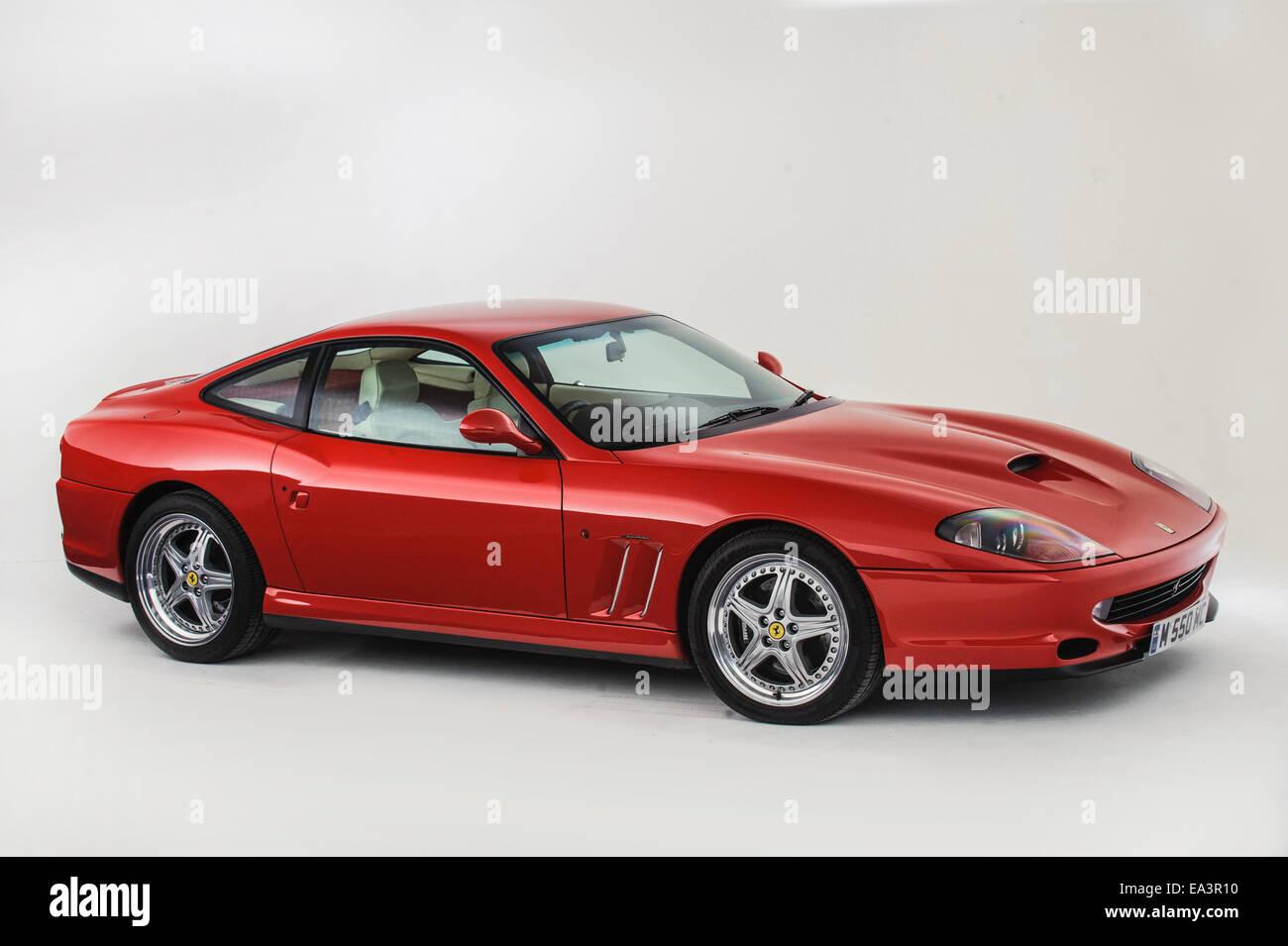 2000 Ferrari F550 Maranello - Stock Image