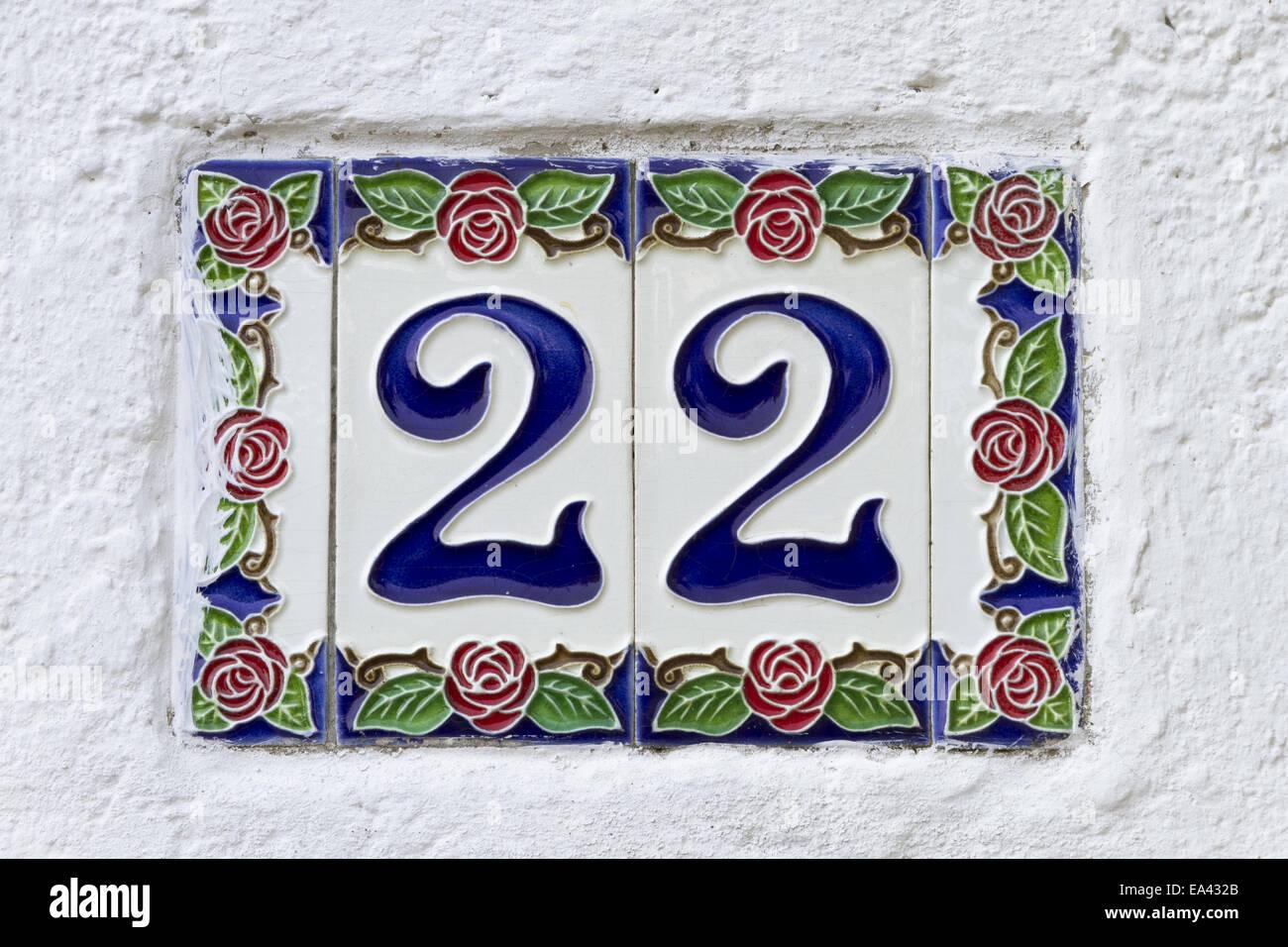 Zahl 22 Stock Photos & Zahl 22 Stock Images - Alamy