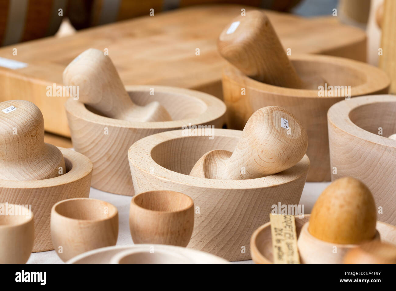 Brilliant Wooden Mortar Pestle And Other Wooden Handmade Kitchen Download Free Architecture Designs Grimeyleaguecom