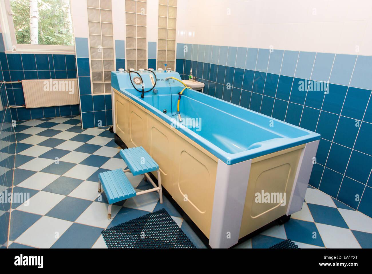 Bathtub For Water Massage Stock Photos & Bathtub For Water Massage ...