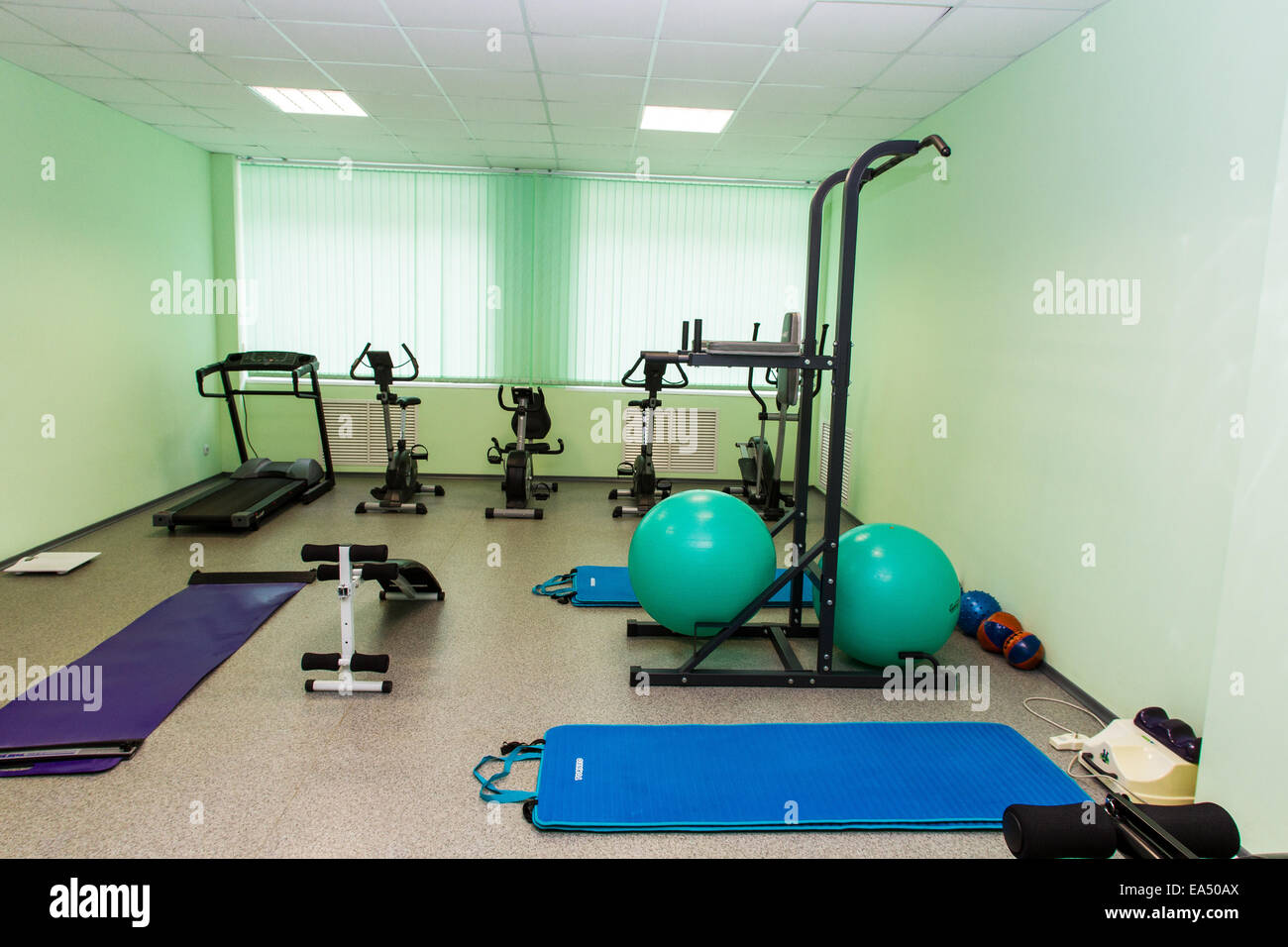 Gym Rooms Stock Photos & Gym Rooms Stock Images - Alamy