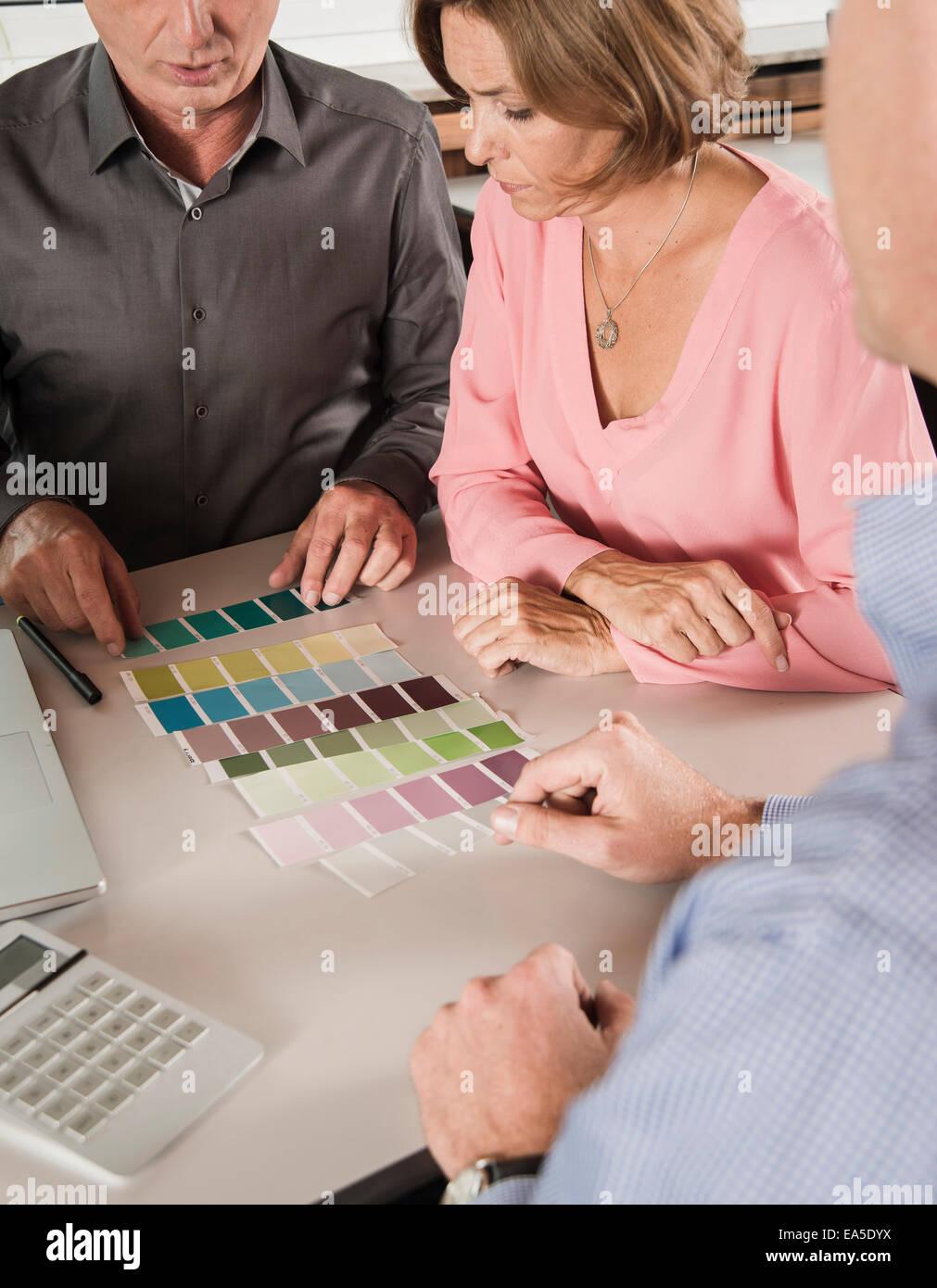 Paint Sample Stock Photos & Paint Sample Stock Images - Alamy