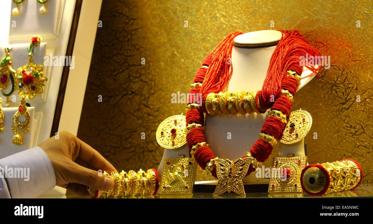 img price s haar stores red best buy product sangam online store necklace pote at nepali