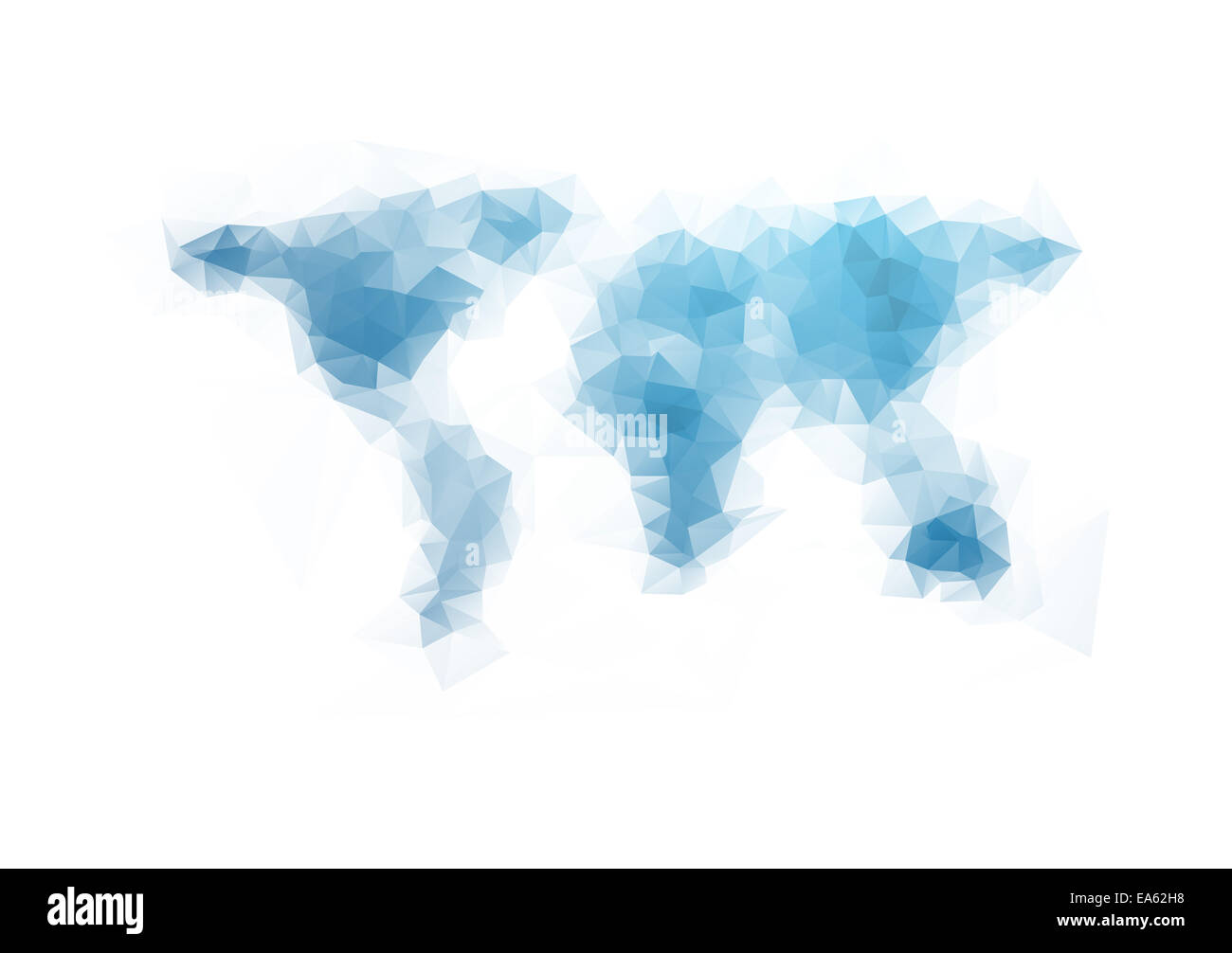 Tech geometry world map background stock photo 75121796 alamy tech geometry world map background gumiabroncs Image collections