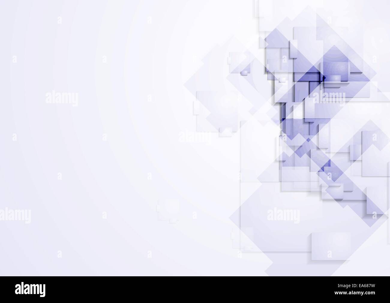 Tech  background - Stock Image