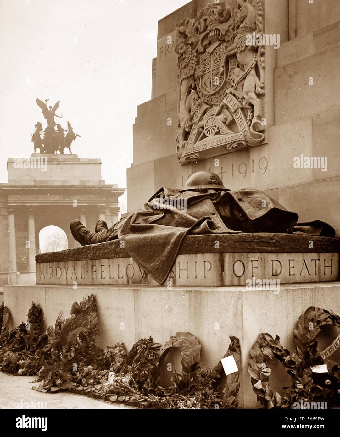 Royal Artillery Memorial Hyde Park London - Stock Image