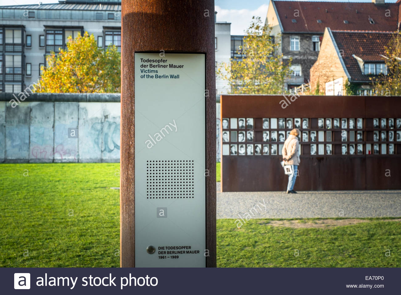 Berliner Mauer Stock Photos & Berliner Mauer Stock Images - Alamy