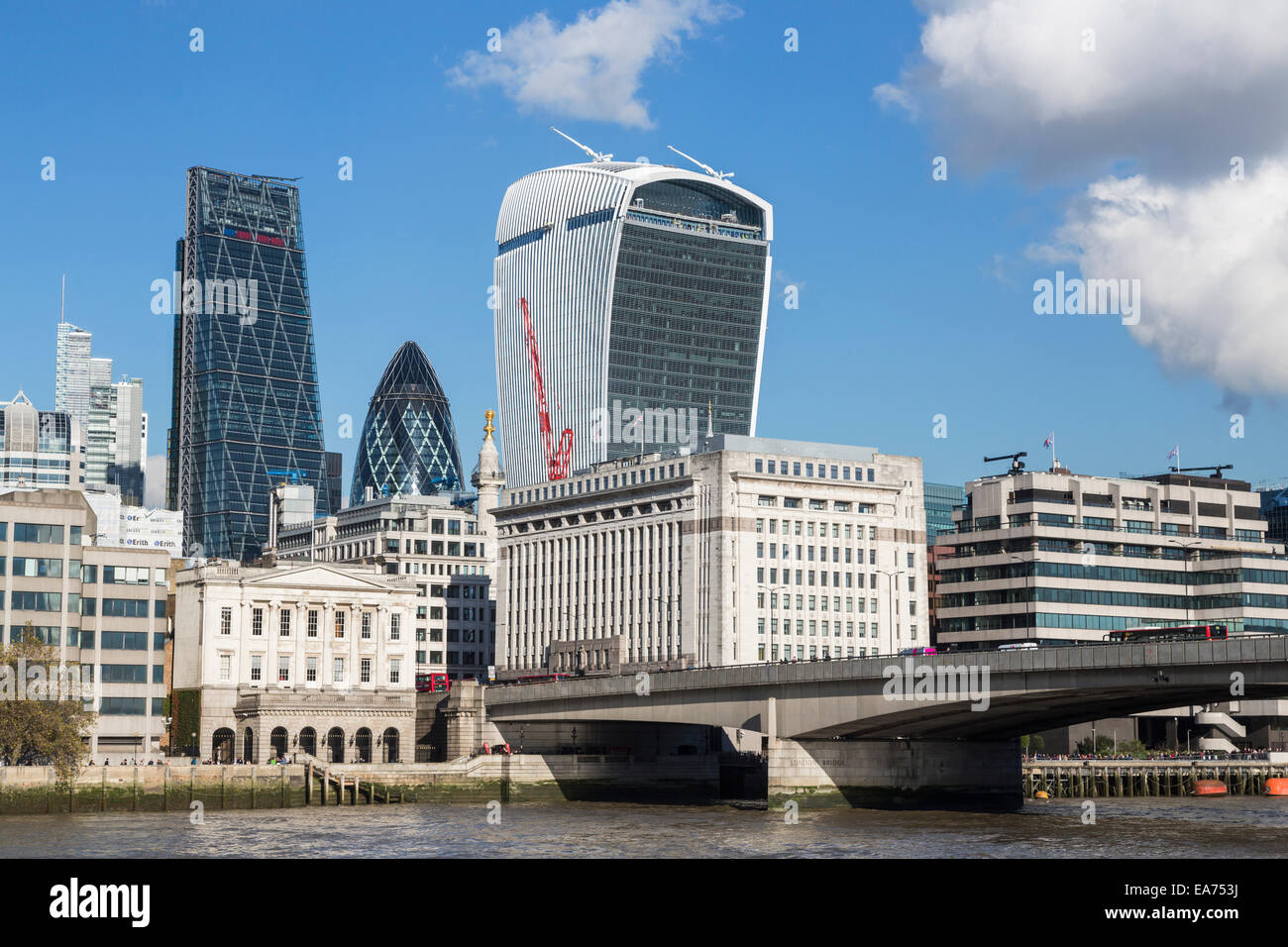 Famous Buildings In London England