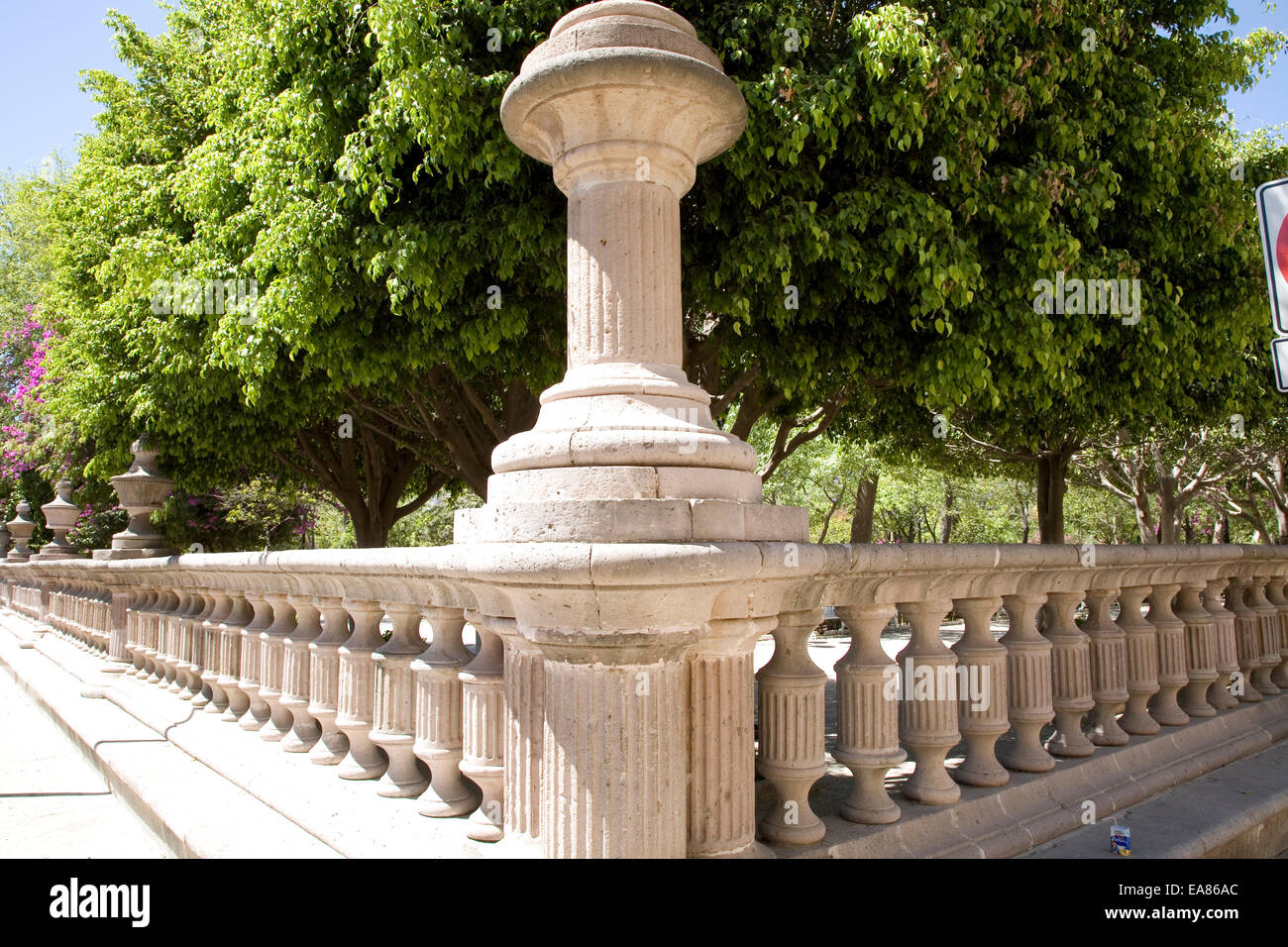 Jardin de San Marcos, Aguascalientes, Mexico Stock Photo: 75168644 ...