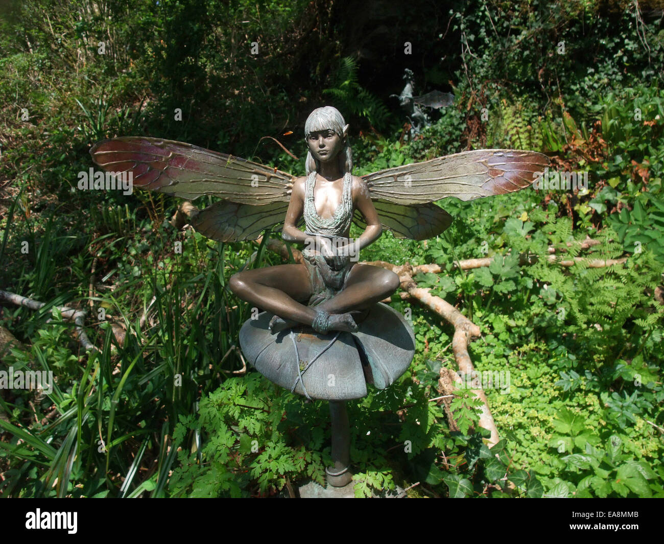 Fairy Sculpture Stock Photos Fairy Sculpture Stock Images