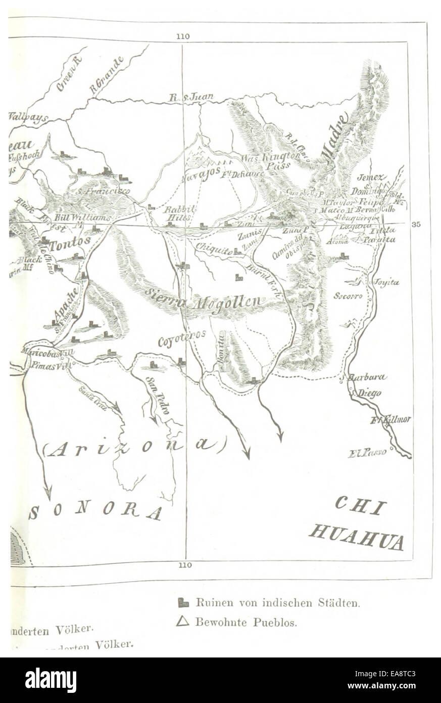 Colorado Karte.Vintage Colorado Map Stock Photos Vintage Colorado Map Stock