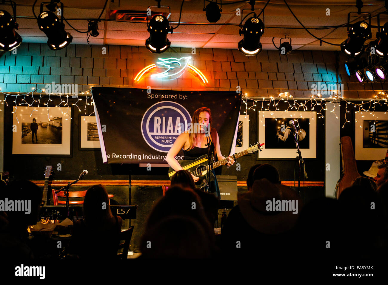 Bluebird Cafe Nashville Open Mic