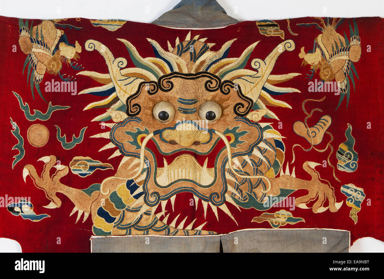 Ancient Chinese Robes Stock Photo Alamy