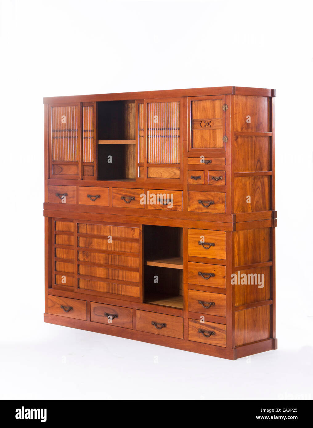 Antique Chinese cabinets - Antique Chinese Cabinets Stock Photo: 75202909 - Alamy