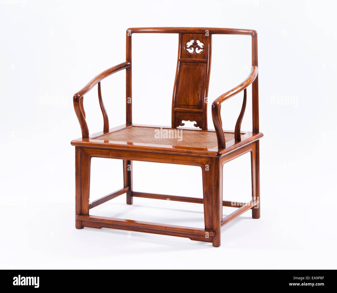 Antique Chinese chair - Antique Chinese Chair Stock Photo: 75203087 - Alamy